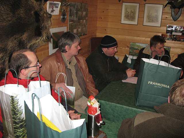 Ballerkalle Jahresendschiessen 2007